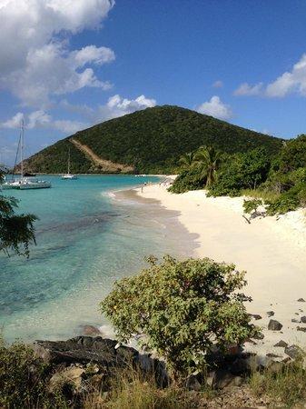 White Bay: gorgeous beach