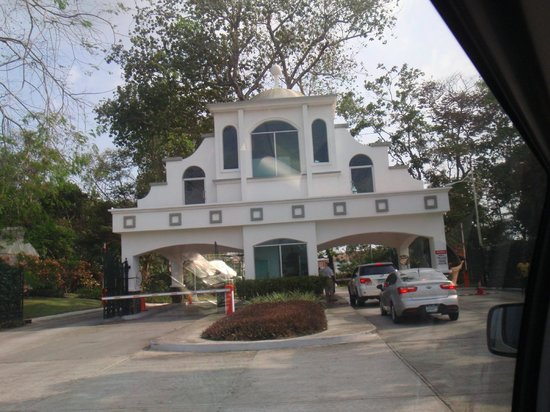 The Westin Playa Bonita Panama: devant l'hotel