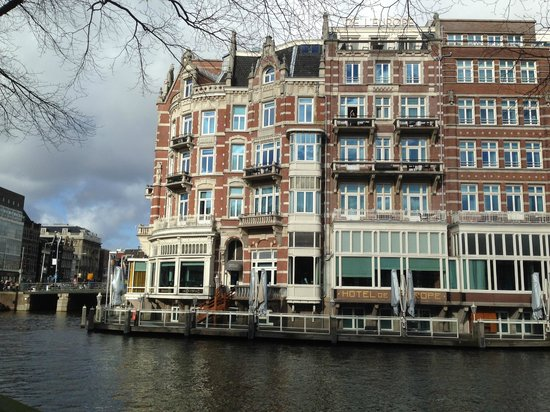 Near The Hotel Picture Of De L 39 Europe Amsterdam