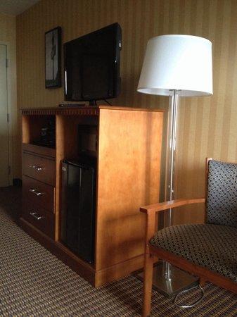 Comfort Inn & Suites Alexandria : Room