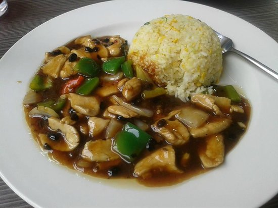 China Lodge: My favourite meal