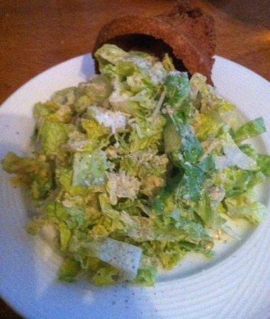 Cru Cafe: Cru Caesar Salad