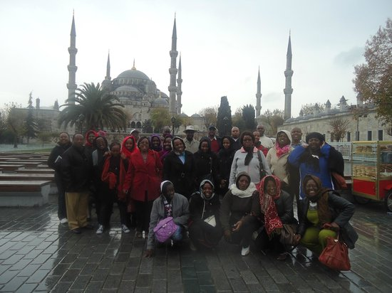 Travel Shop Turkey - Istanbul Day Tours: Blue Mosque