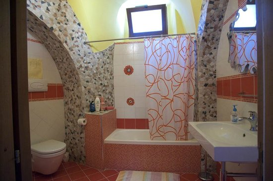Bed and Breakfast Casa Brenna: Bagno