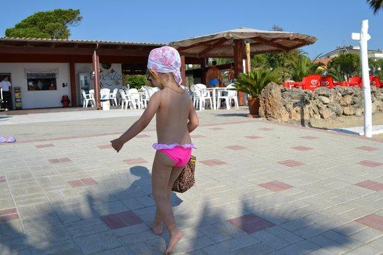 Hotel Beach: spiaggia