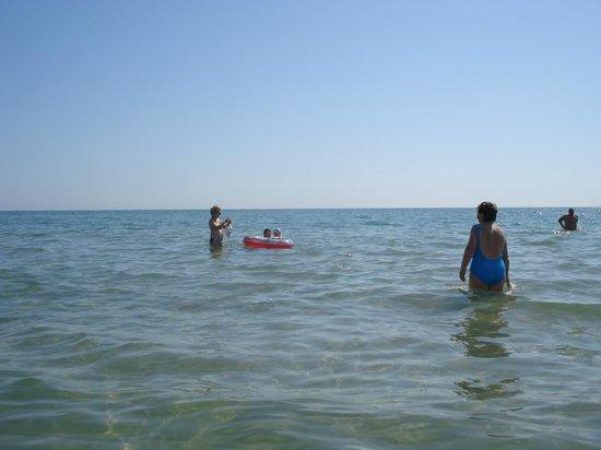 Hotel Beach: mare