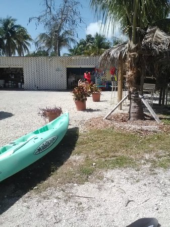 Coconut Cay Resort & Marina: Dock