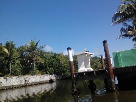 Coconut Cay Resort & Marina : Dock
