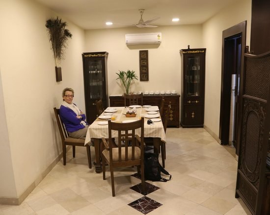 Bansi Home Stay: Dining room