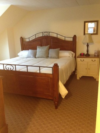 Wiley Inn: Room 5 - beautiful spacious king room