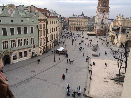Venetian House Aparthotel: Utsikt fra rommet