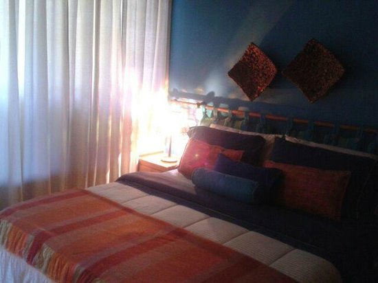Villa Gaviota: habitacion principal confortable..!