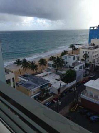 La Concha Renaissance San Juan Resort : City View One Bedroom Suite