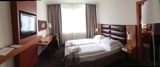 Hotel Bredeney: Sieht besser aus als es ist.