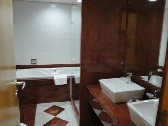 Hotel Sao Francisco: Banheiro