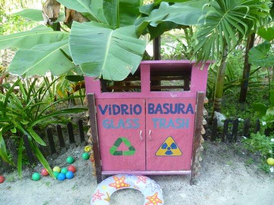 Tribu Hostel: Attenzione all'ecologia