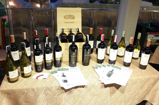 Sun Ocean Cafe & Restaurant: wine's event