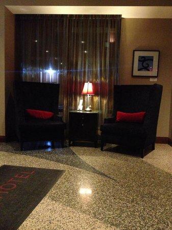 Kimpton Onyx Hotel: Lobby