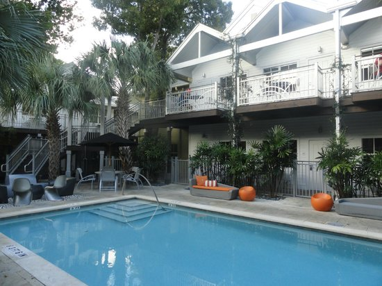 Truman Hotel : pool