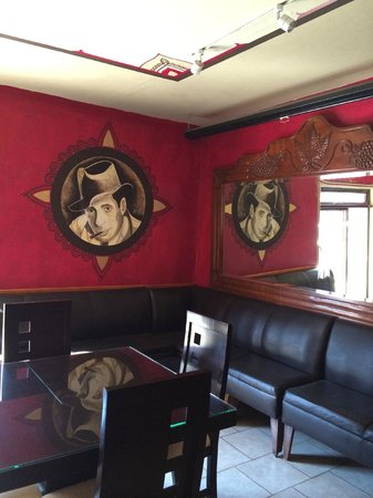 Hotel Casa Blanca: The Bogart Bar