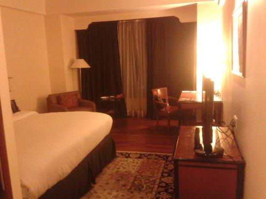 Eros Hotel: Просторный номер