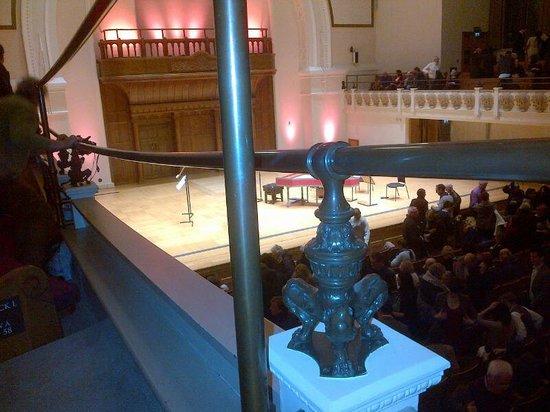 Cadogan Hall: Seat B50 View
