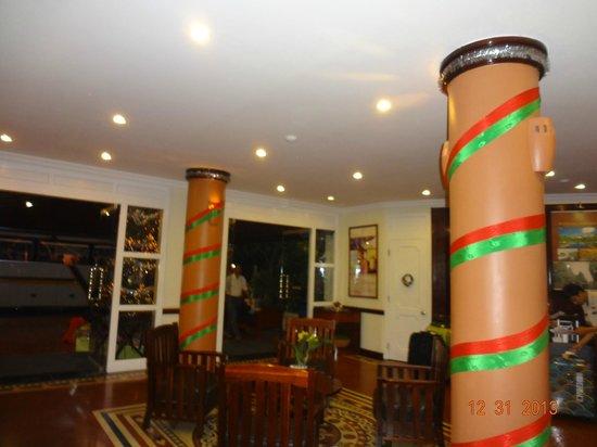 Victoria Chau Doc Hotel: interno