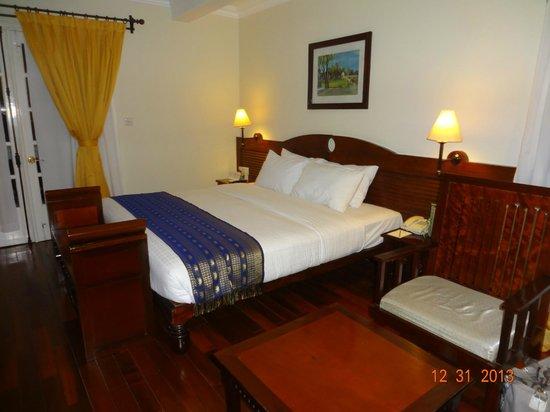 Victoria Chau Doc Hotel: camera