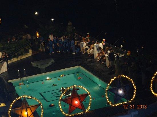 Victoria Chau Doc Hotel: piscina