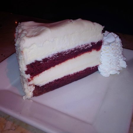 The Cheesecake Factory: Ultimate Red Velvet
