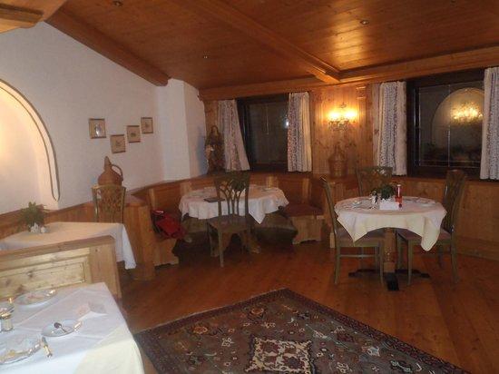 Jägerwirt Hotel: Dining room