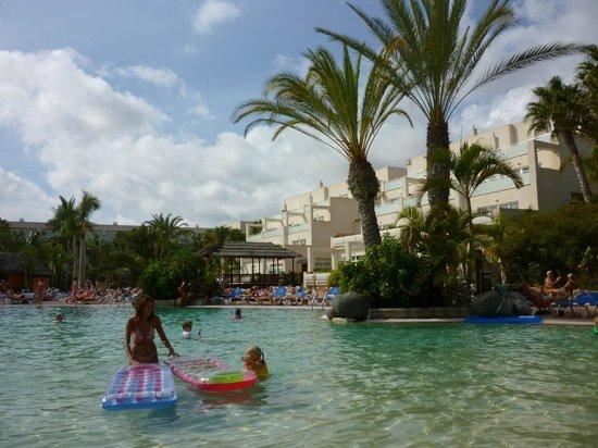 Tabaiba Princess: piscina grande