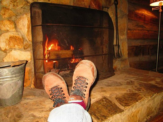 Pilot Knob Inn: Relaxing