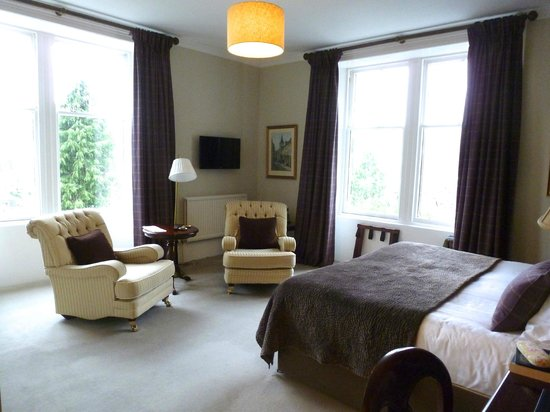 Knockendarroch Hotel & Restaurant : Bedroom 3