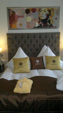 Astor Riga Hotel & Conference: номер