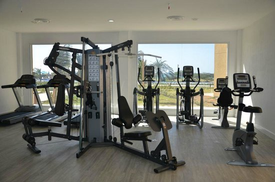 Blue Residences: Fitness Center and Spa