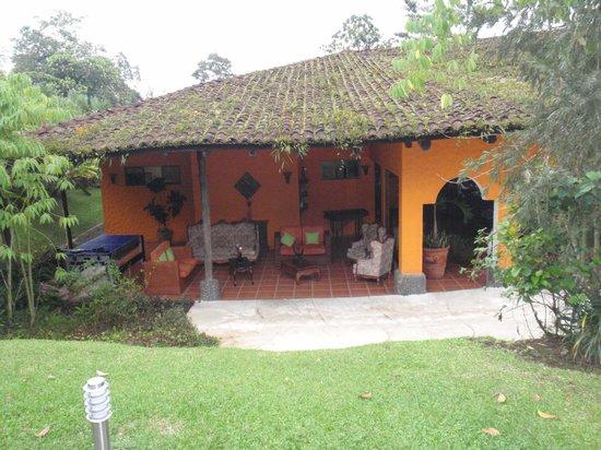 Hotel Mountain Paradise: villa