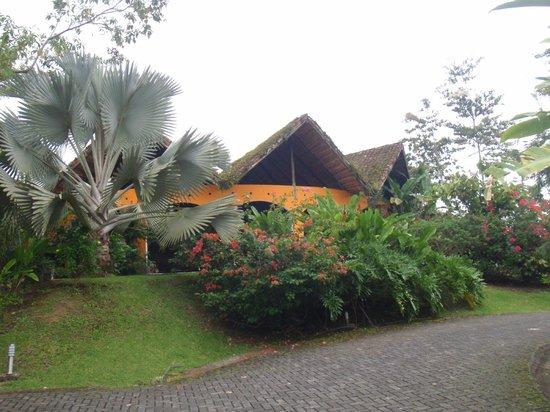 Hotel Mountain Paradise: La salle a manger