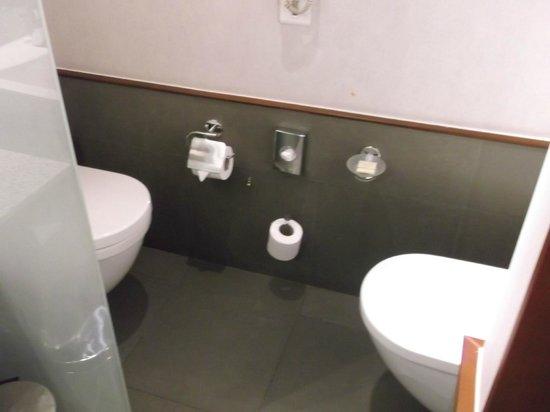 Radisson Blu Hotel, Riyadh: bathroom