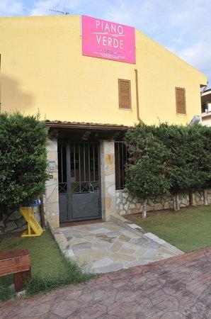 Piano verde casa vacanze casteldaccia italien hytte for Piani casa pa