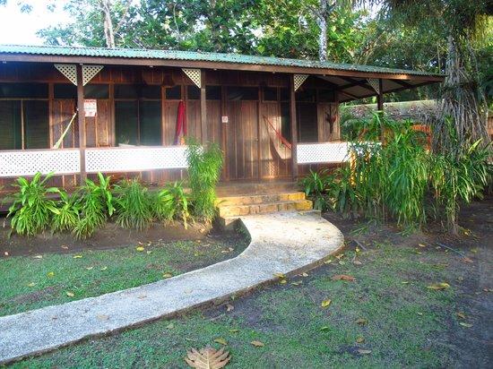 Mawamba Lodge: Habitacion nº 12 con vistas al Canal
