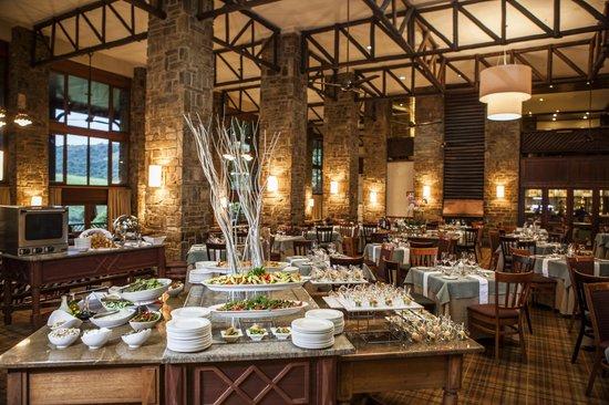 Drakensberg Sun Resort: Restaurant
