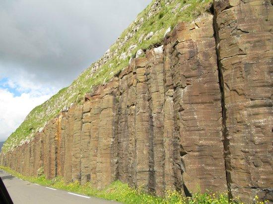 Frodba, หมู่เกาะแฟโร: скалы