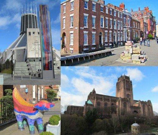 Liverpool City Walks: Hope Street Walk