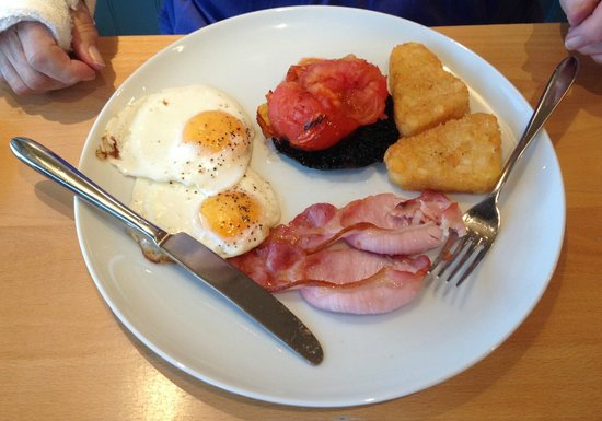 The Brudenell Hotel: Well-cooked breakfast 2