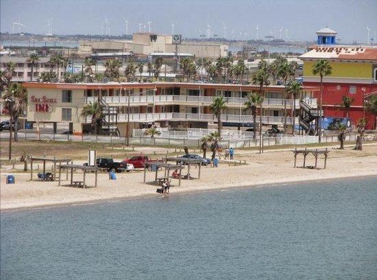 Sea Shell Inn Motel Corpus Christi Beach Corpus Christi Tx