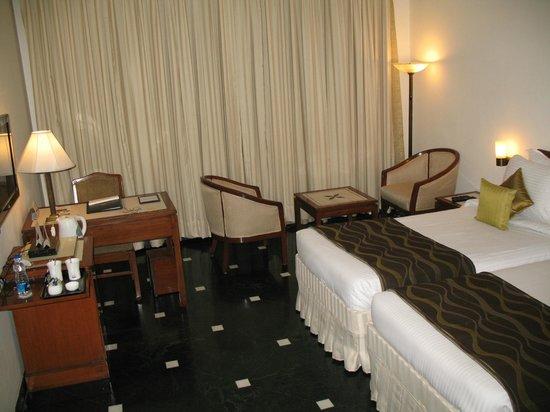 Hotel Clarks Shiraz: Bedroom