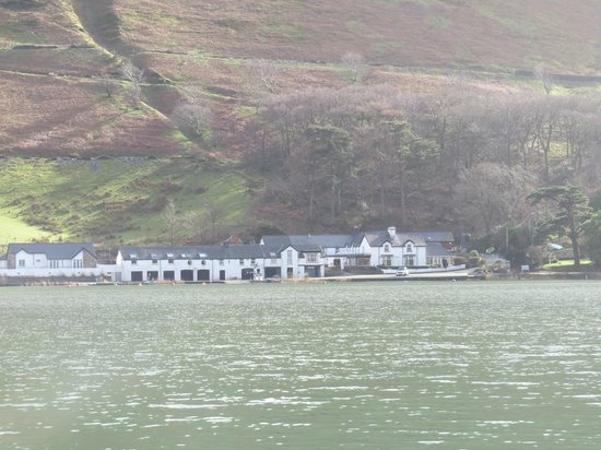 The Old Rectory on the Lake: View