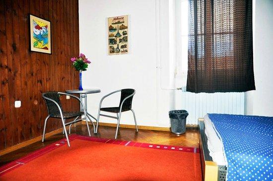 Riva Hostel: Private Room 206