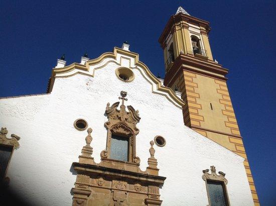Estepona Marina: church